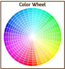 Parachute Technology | Color Palette | Color Wheel